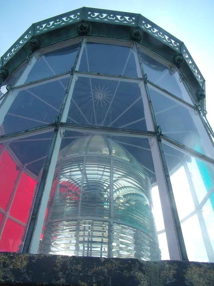 lanterne du phare de cordouan
