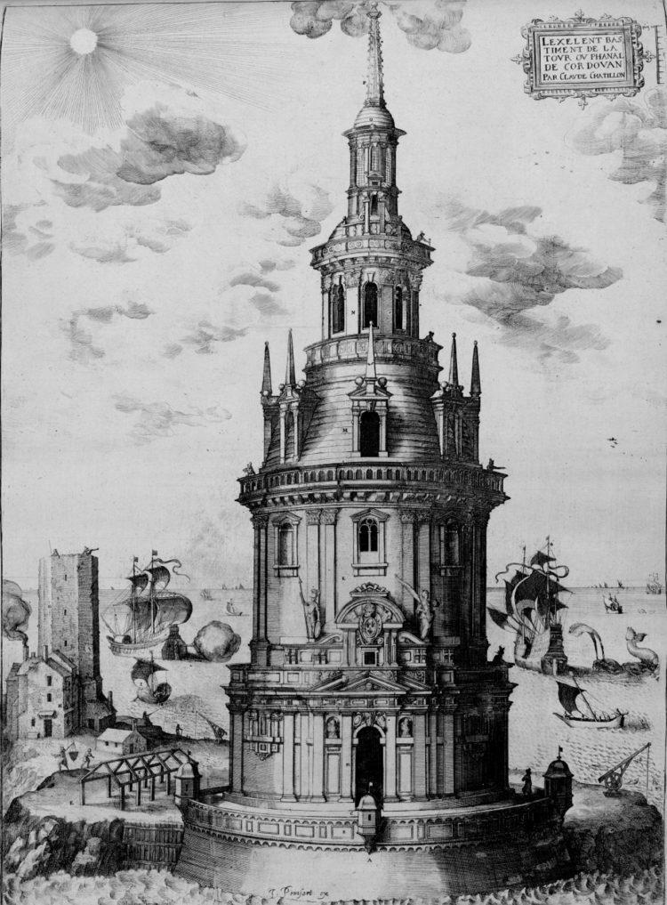 Ancien phare de cordouan