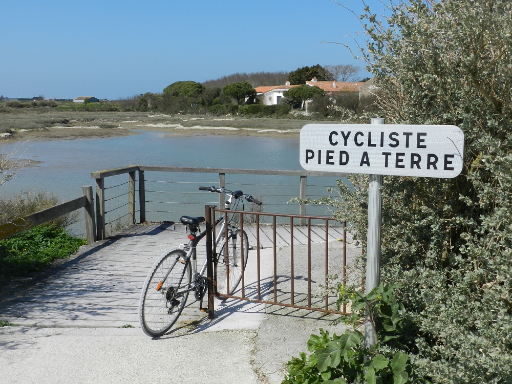 Piste cyclable charente maritime