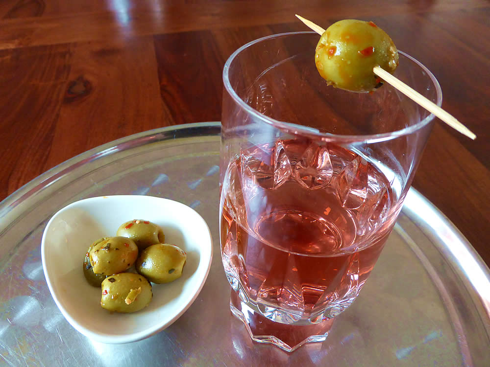 cocktail pineau