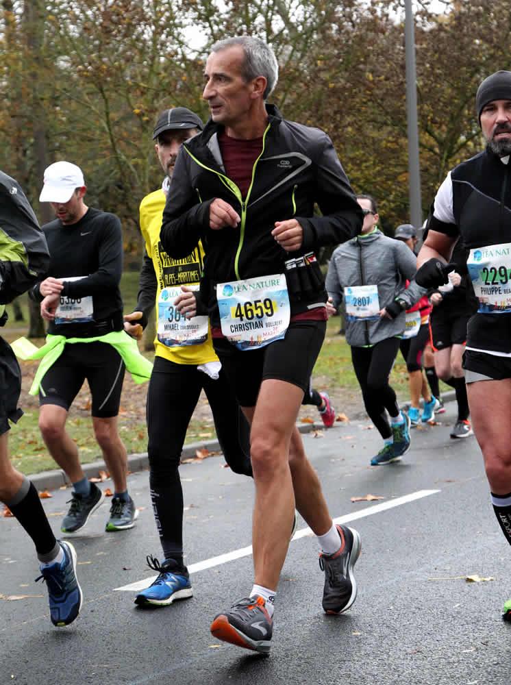 course du marathon de la rochelle