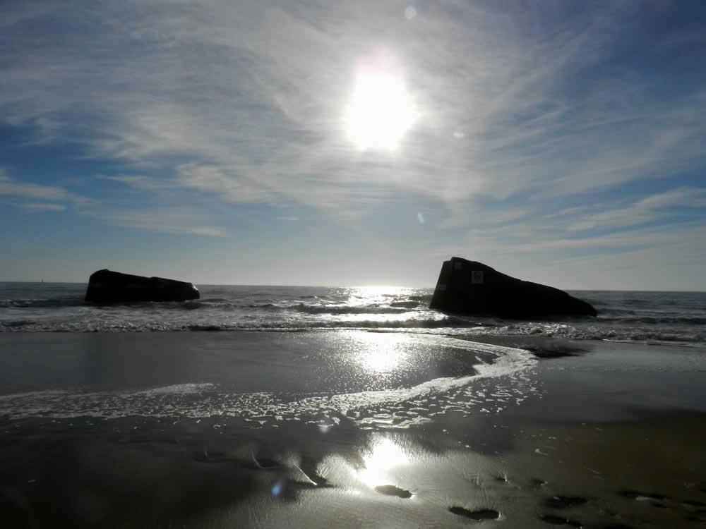 plage de la grande côte