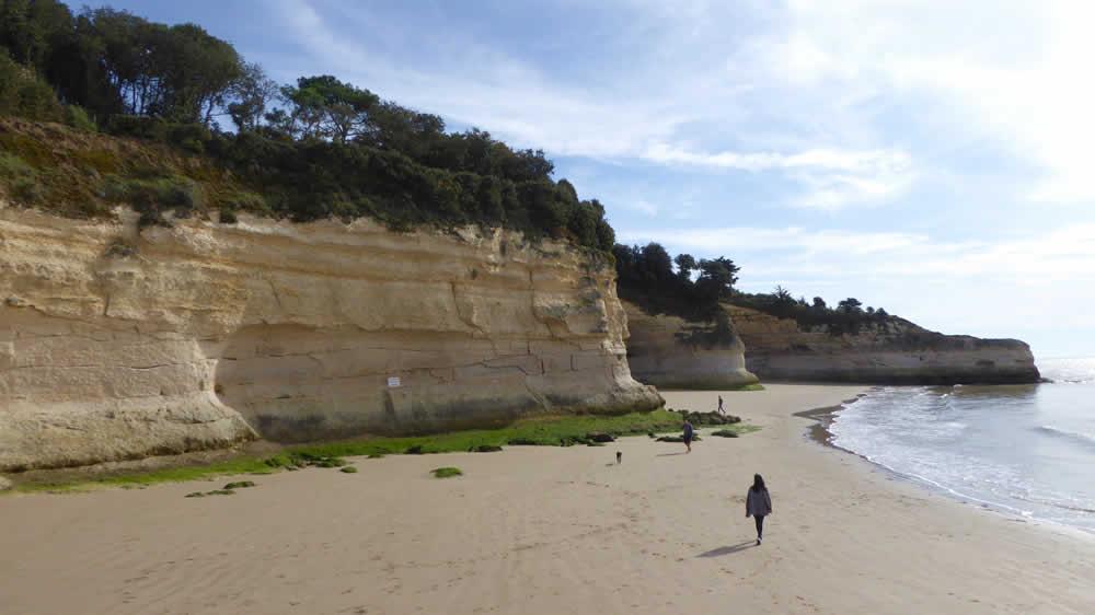 plages de charente maritime