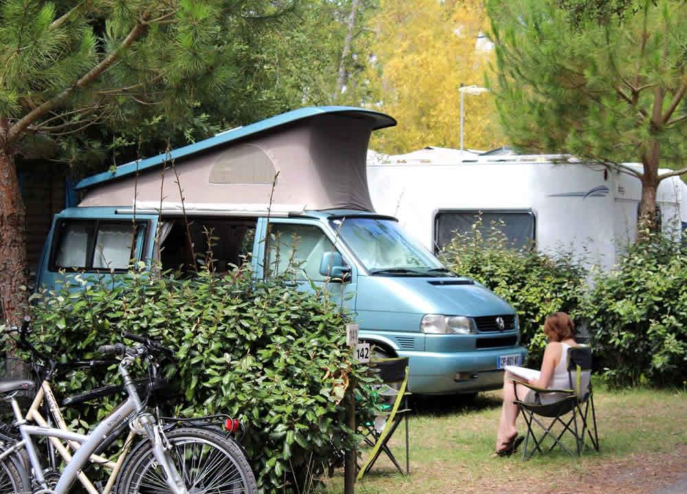 camping à la palmyre