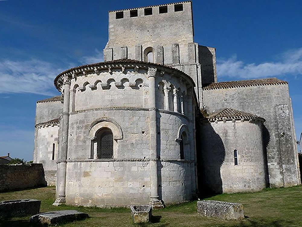 Eglise de Mornac-sur-Seudre