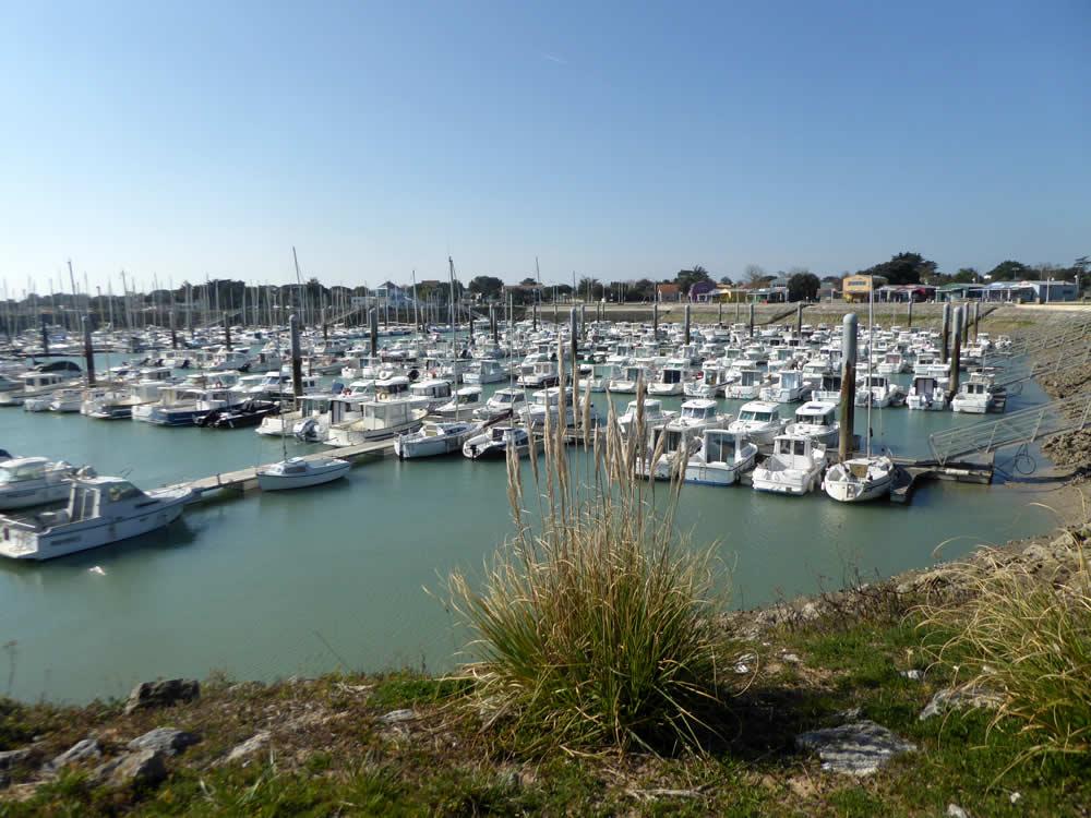 port saint denis d'oléron